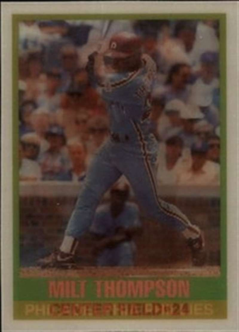 1989 Sportflics Philadelphia Phillies Team Set 9 Cards MIKE SCHMIDT