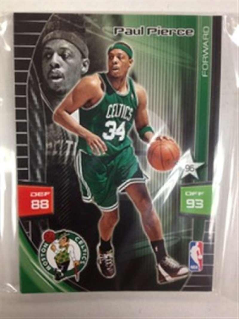 2009-10 Adrenalyn XL Boston Celtics Team Set 10 Cards Mint