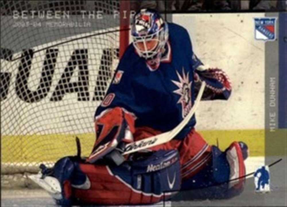 2003-04 BAP Memorabilia w Update New York Rangers Team Set 13 Cards Messier Leetch