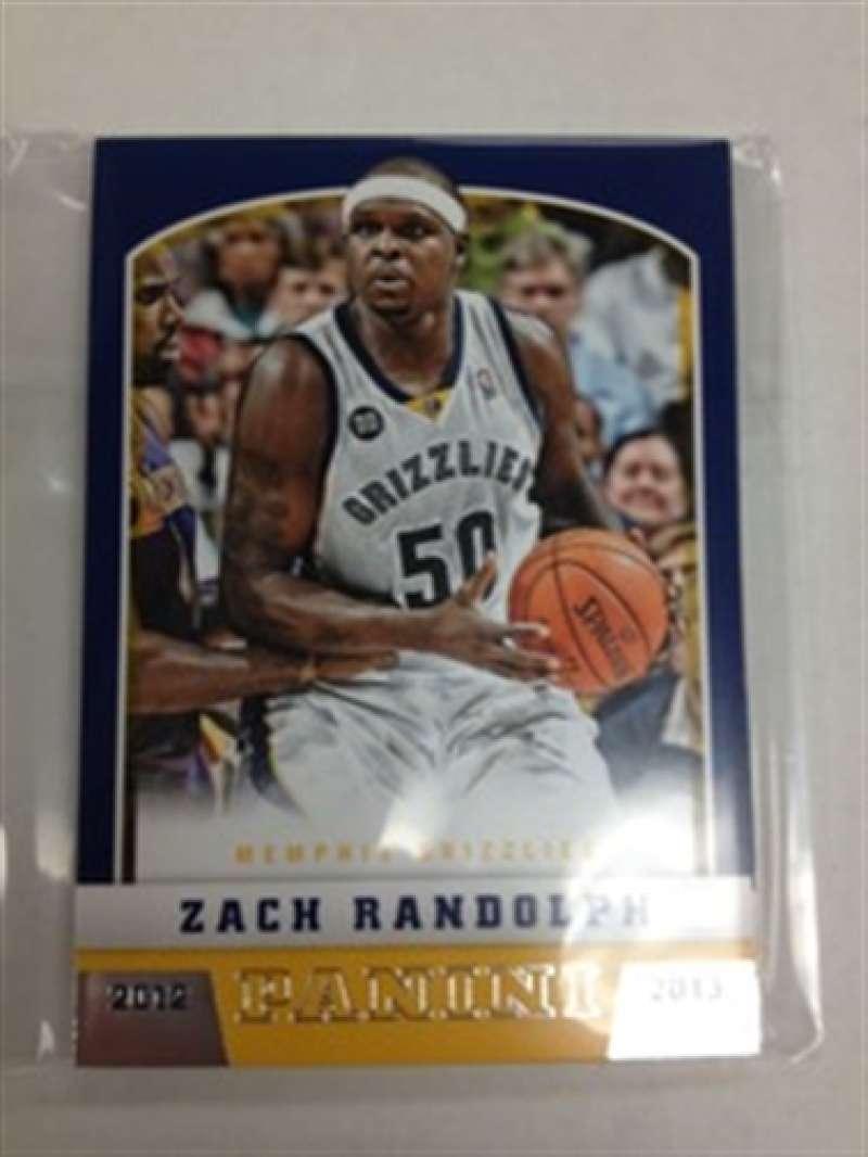 2012-13 Panini Memphis Grizzlies Team Set w Rookies 7 Cards