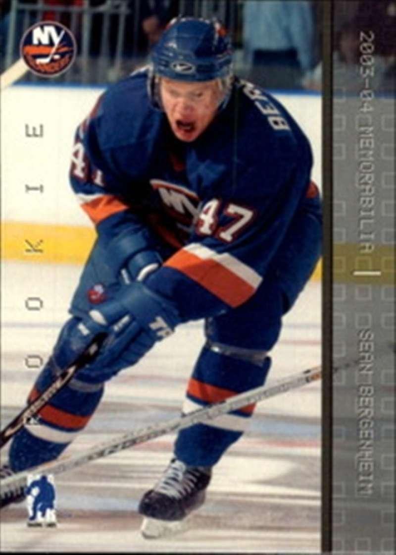 2003-04 BAP Memorabilia New York Islanders Team Set 5 Cards