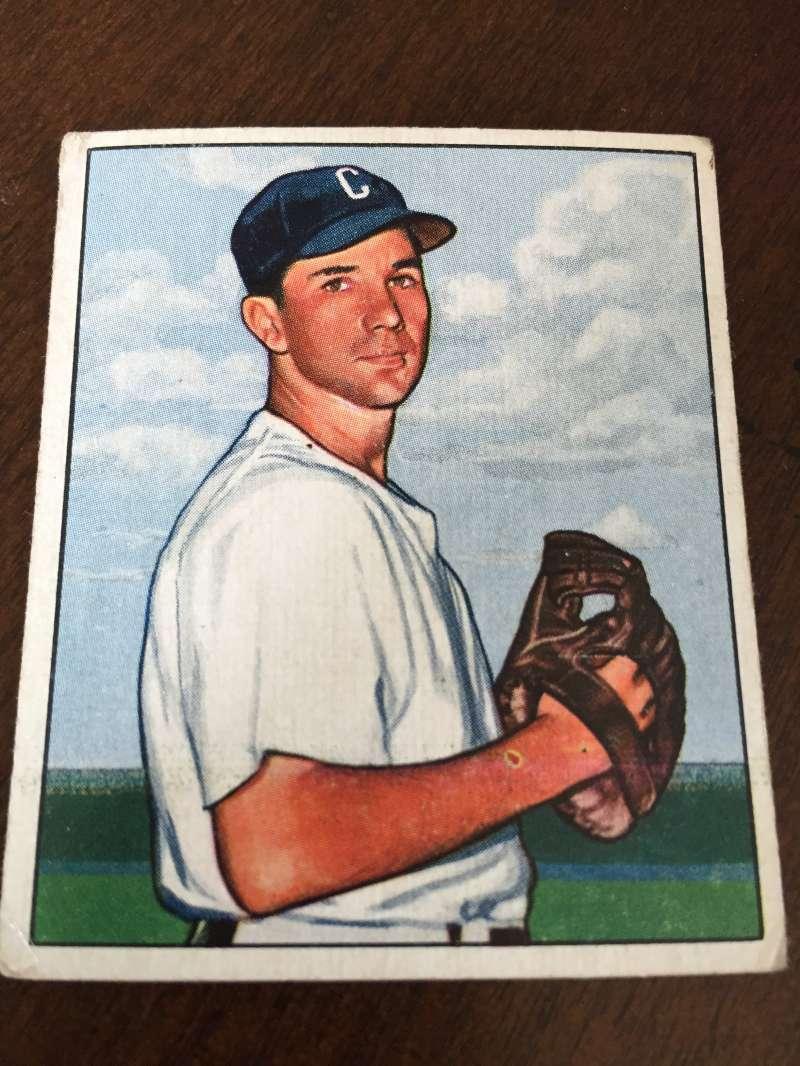 1950 BOWMAN #38 BILL WIGHT RC VG CHICAGO WHITE SOX A11
