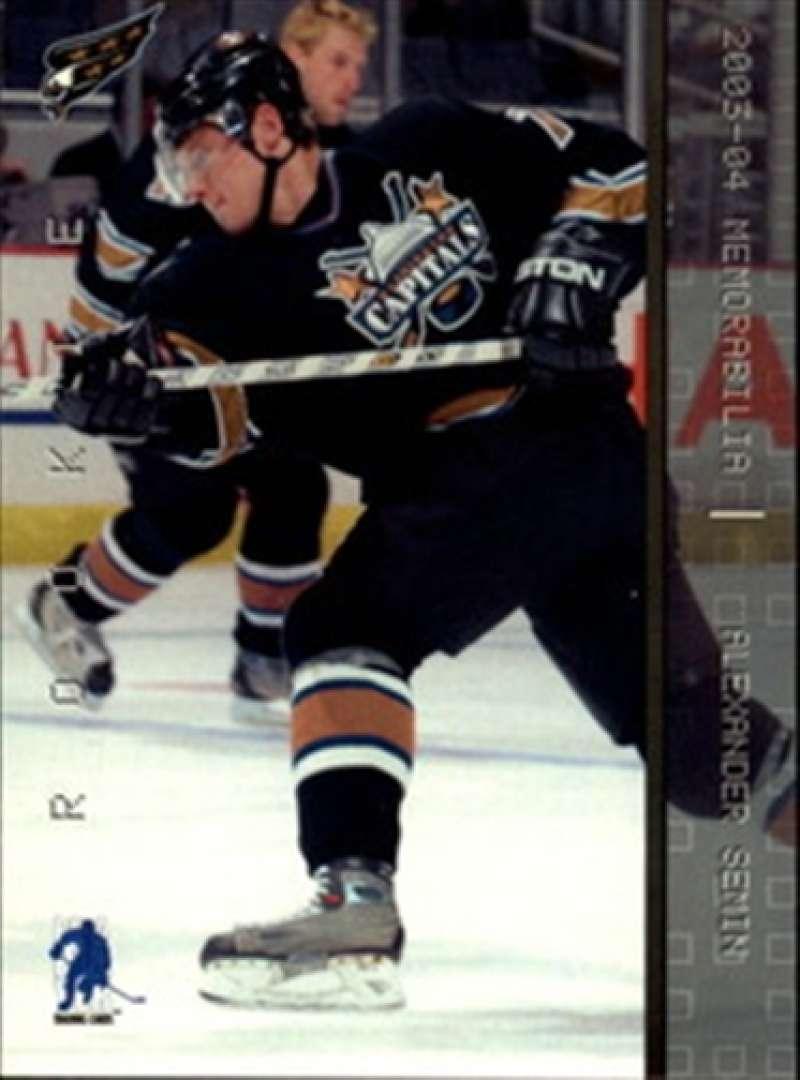 2003-04 BAP Memorabilia w Update Washington Capitals Team Set 10 Cards Alexander Semin RC