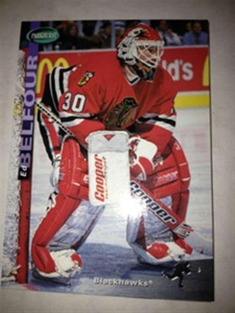 1994-95 Parkhurst Chicago Blackhawks Team Set 12 Cards Belfour