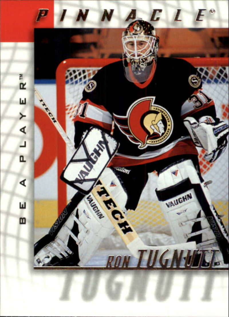 1997-98 Be a Player BAP Ottawa Senators Team Set 9 cards