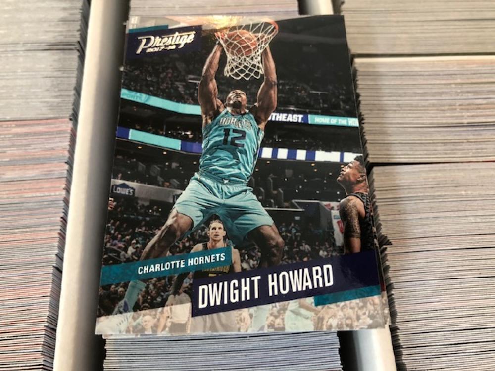 2017-18 2018 Panini Prestige NBA Complete Basketball Set of 200 Cards w RC Rookies