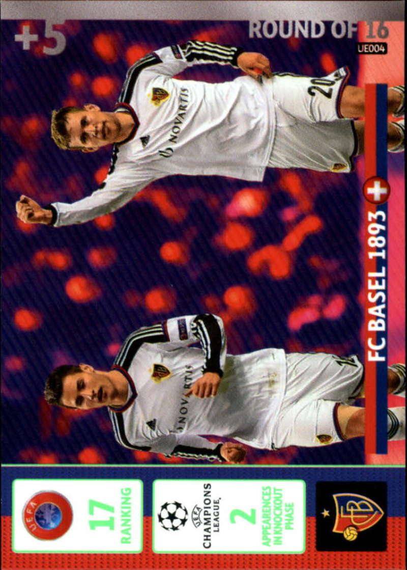 2014-15 UEFA Champions League Adrenalyn XL Update Edition Soccer #UE003 FC Barcelona F.C. Barcelona  Official Futbol Trading Card by Panini