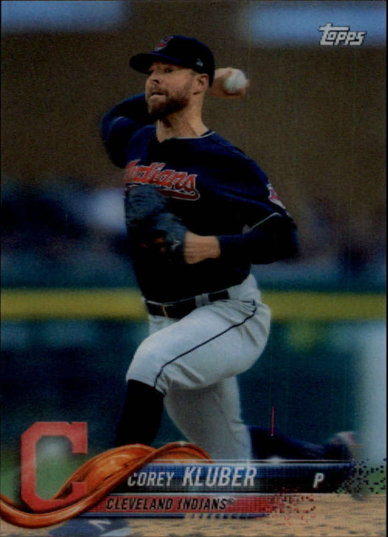 2018 Topps On Demand 3D Baseball #11 Corey Kluber Cleveland Indians Very Limited Print Run