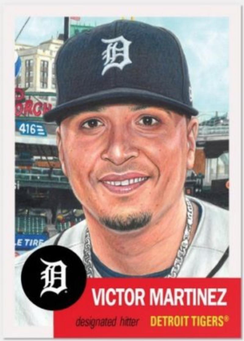 2018-2019-Topps-The-Living-Set-Baseball-MLB-Pick-Your-Cards-Lot-Finish-Set thumbnail 104