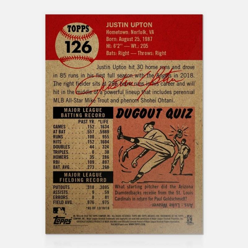 2018-2019-Topps-The-Living-Set-Baseball-MLB-Pick-Your-Cards-Lot-Finish-Set thumbnail 131