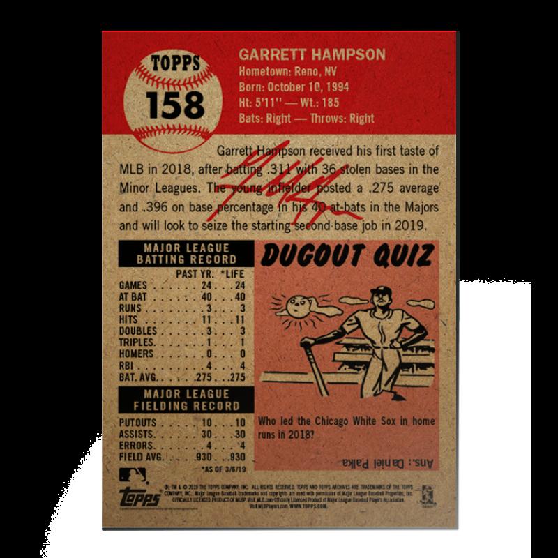2018-2019-Topps-The-Living-Set-Baseball-MLB-Pick-Your-Cards-Lot-Finish-Set thumbnail 172