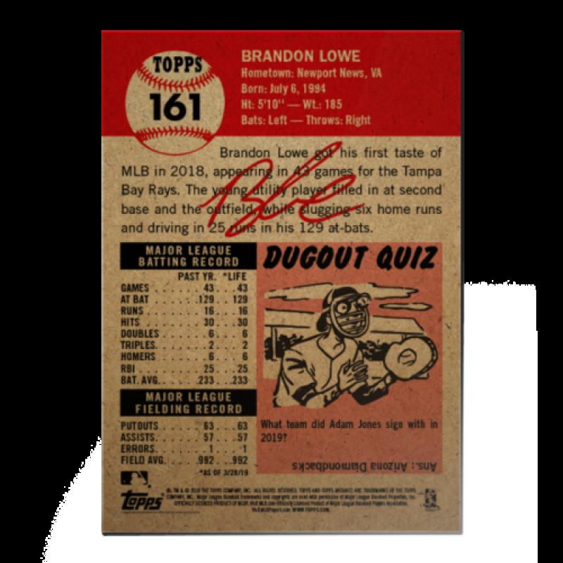 2018-2019-Topps-The-Living-Set-Baseball-MLB-Pick-Your-Cards-Lot-Finish-Set thumbnail 178