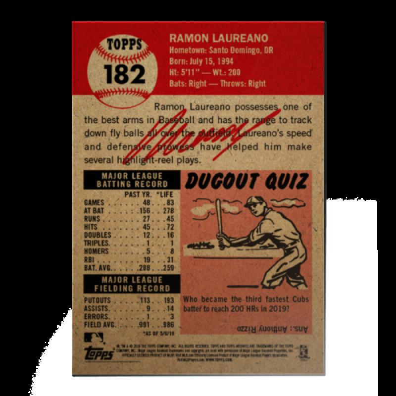 2018-2019-Topps-The-Living-Set-Baseball-MLB-Pick-Your-Cards-Lot-Finish-Set thumbnail 216