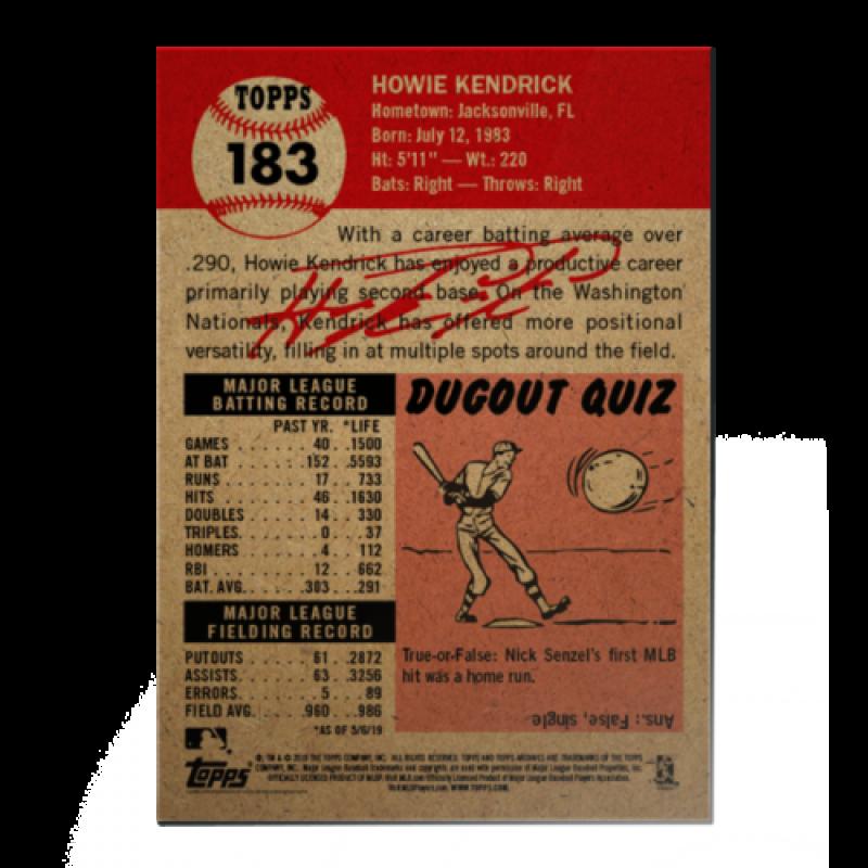 2018-2019-Topps-The-Living-Set-Baseball-MLB-Pick-Your-Cards-Lot-Finish-Set thumbnail 218