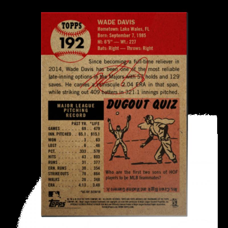 2018-2019-Topps-The-Living-Set-Baseball-MLB-Pick-Your-Cards-Lot-Finish-Set thumbnail 236