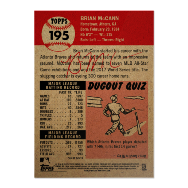 2018-2019-Topps-The-Living-Set-Baseball-MLB-Pick-Your-Cards-Lot-Finish-Set thumbnail 242