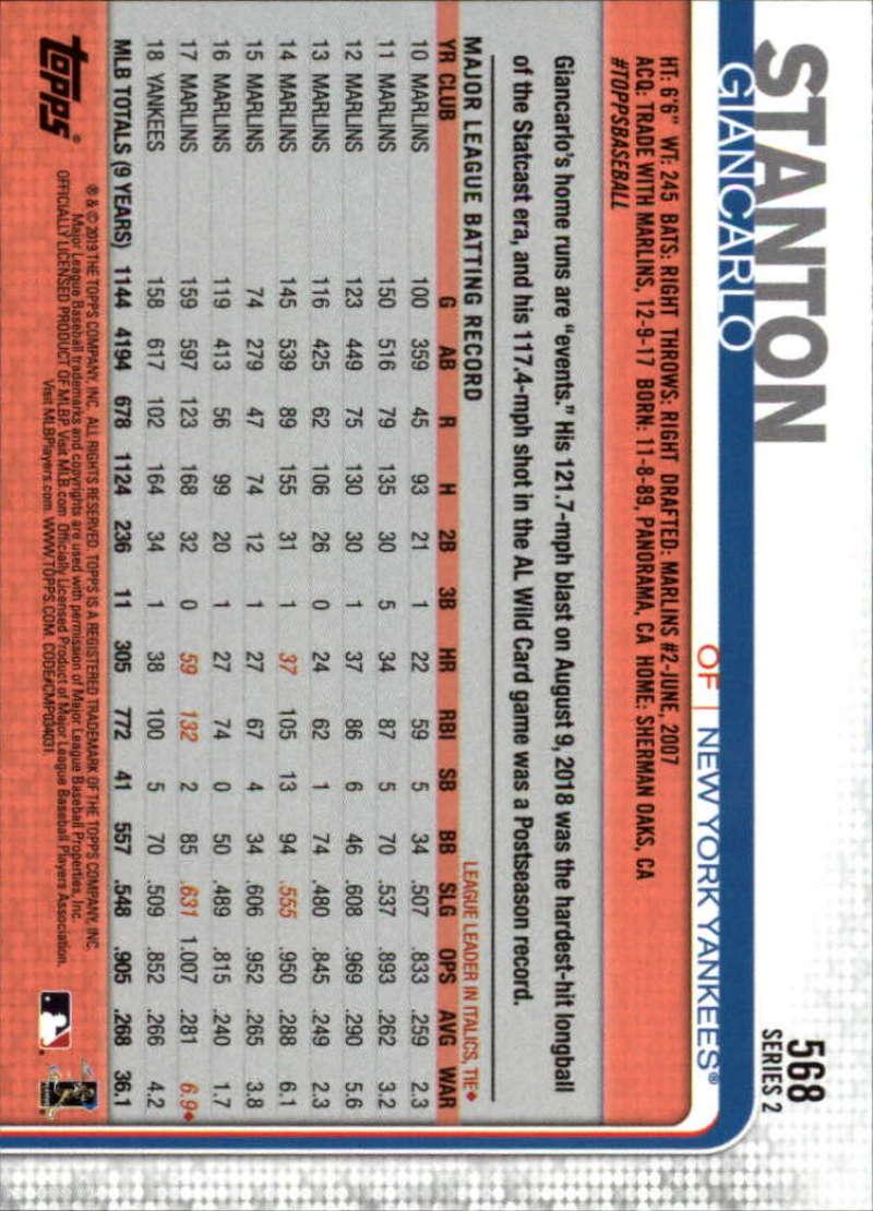 2019-Topps-MLB-Photo-Variation-SP-Series-1-amp-2-Short-Print-Pick-Your-Cards-Lot thumbnail 40