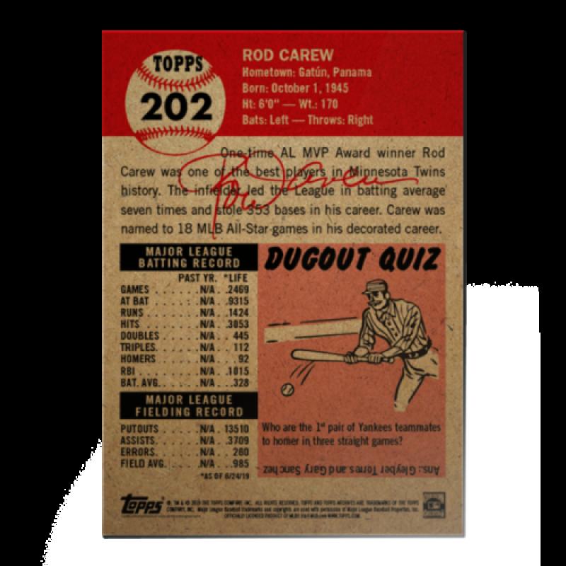 2018-2019-Topps-The-Living-Set-Baseball-MLB-Pick-Your-Cards-Lot-Finish-Set thumbnail 250