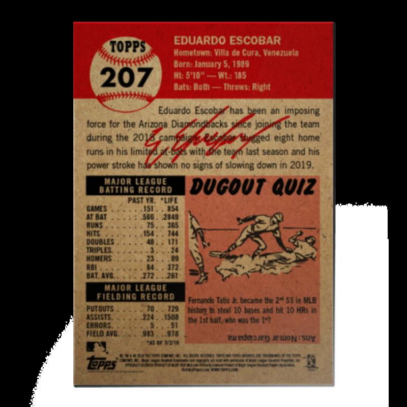 2018-2019-Topps-The-Living-Set-Baseball-MLB-Pick-Your-Cards-Lot-Finish-Set thumbnail 258