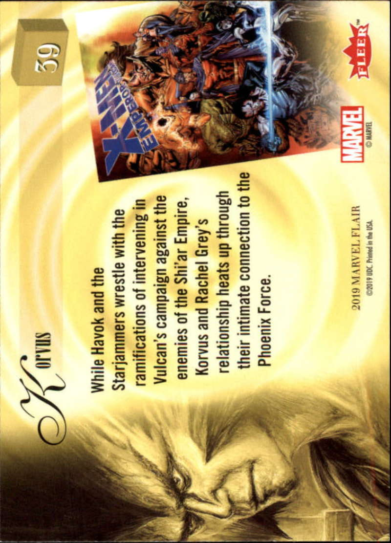 2019-Flair-Marvel-Singles-Upper-Deck-Pick-Your-Cards-Make-a-Lot-Finish-a-Set thumbnail 45