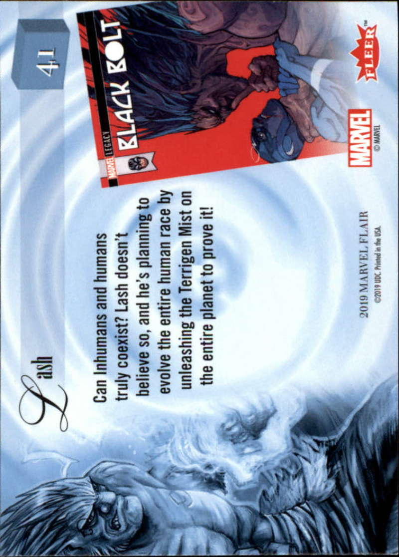 2019-Flair-Marvel-Singles-Upper-Deck-Pick-Your-Cards-Make-a-Lot-Finish-a-Set thumbnail 49