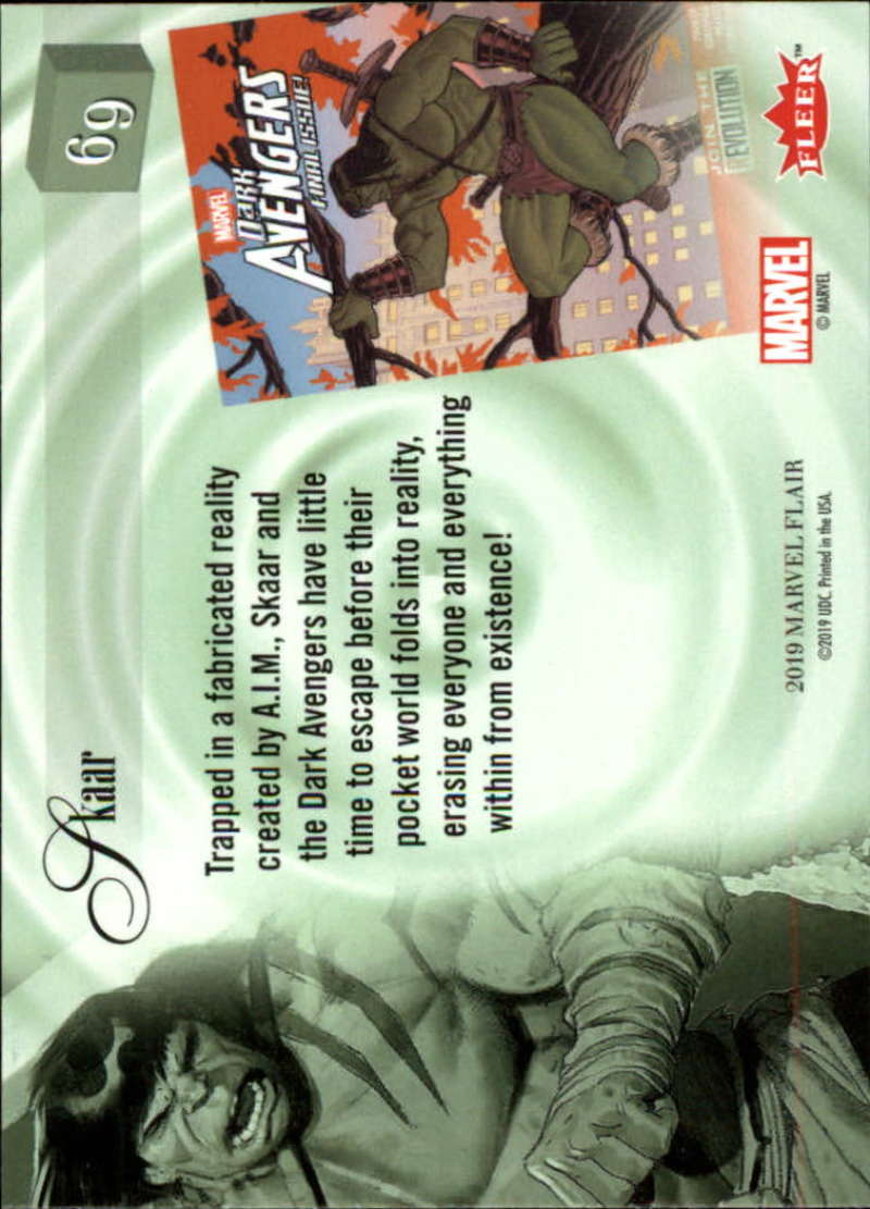 2019-Flair-Marvel-Singles-Upper-Deck-Pick-Your-Cards-Make-a-Lot-Finish-a-Set thumbnail 79