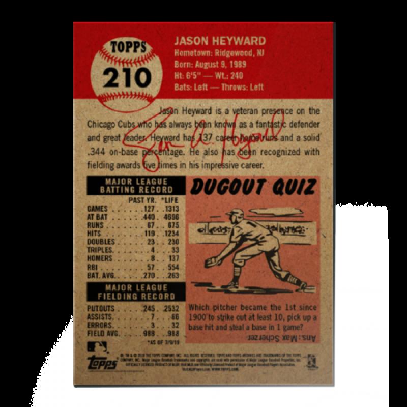 2018-2019-Topps-The-Living-Set-Baseball-MLB-Pick-Your-Cards-Lot-Finish-Set thumbnail 263