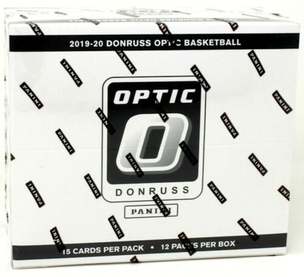 2019-20 PANINI DONRUSS OPTIC NBA BASKETBALL SEALED MULTI-PACK CELLO BOX