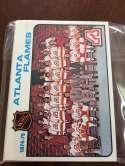 1975-76 Topps Atlanta Flames Team Set NM/MT Tom Lysiak 17 Cards