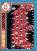 1979-80 OPC O-Pee-Chee Montreal Canadiens Team Set 21 Cards Guy LaFleur