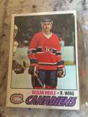 1977-78 Topps Montreal Canadiens Team Set 26 Cards Robinson LaFleur NrMt+