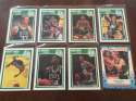 1989-90 Fleer Boston Celtics Team Set Larry Bird 8 Cards w AS Sticker