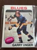 1975-76 Topps St Louis Blues Team Set NM/MT 17 Cards Garry Unger
