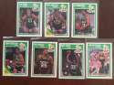 1989-90 Fleer Milwaukee Bucks Team Set 7 Cards Ricky Pierce