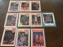1989-90 Fleer New York Knicks Team Set Patrick Ewing 10 Cards w AS Sticker