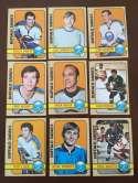1972-73 Topps Buffalo Sabres Team Set Near Mint