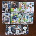 2017 Bowman with Prospects Team Set New York Yankees