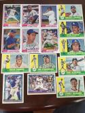 2017 Topps Archives Team Set Los Angeles Dodgers