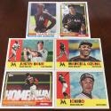 2017 Topps Archives Team Set Miami Marlins