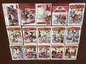 2016 Score Master Team set w RC, Inserts Atlanta Falcons