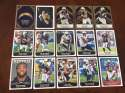 2017 Panini NFL Stickers Team set San Diego Chargers