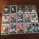 2017 Panini NFL Stickers Team set New York Jets