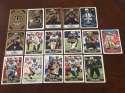 2017 Panini NFL Stickers Team set New Orleans Saints