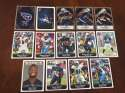 2017 Panini NFL Stickers Team set Tennessee Titans