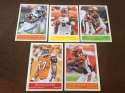 2009 Upper Deck Philadelphia Base Team Set Cincinnati Bengals