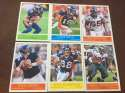 2009 Upper Deck Philadelphia Base Team Set Denver Broncos