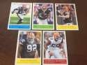2009 Upper Deck Philadelphia Base Team Set Cleveland Browns
