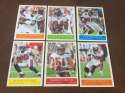 2009 Upper Deck Philadelphia Base Team Set Tampa Bay Buccaneers