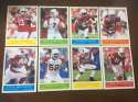 2009 Upper Deck Philadelphia Base Team Set Arizona Cardinals