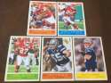 2009 Upper Deck Philadelphia Base Team Set Kansas City Chiefs